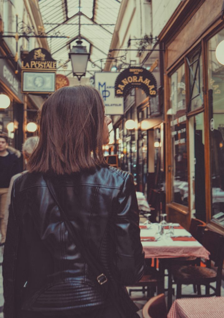 Paris Covered Passages and Shopping Arcades